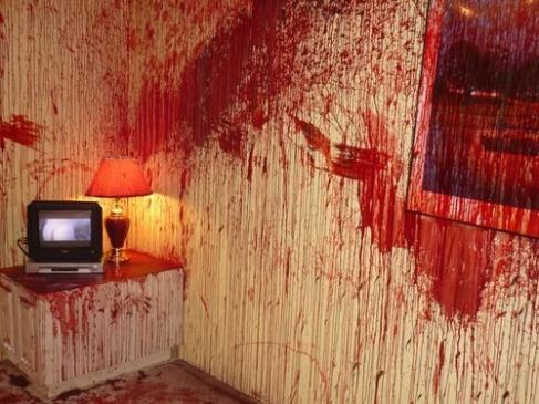 Blood Splatters Vennie Kocsis